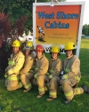 firefighters from Ontario Canada