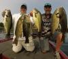 Great Catch on Lake Champlain